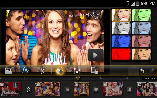 app editar video para ipad